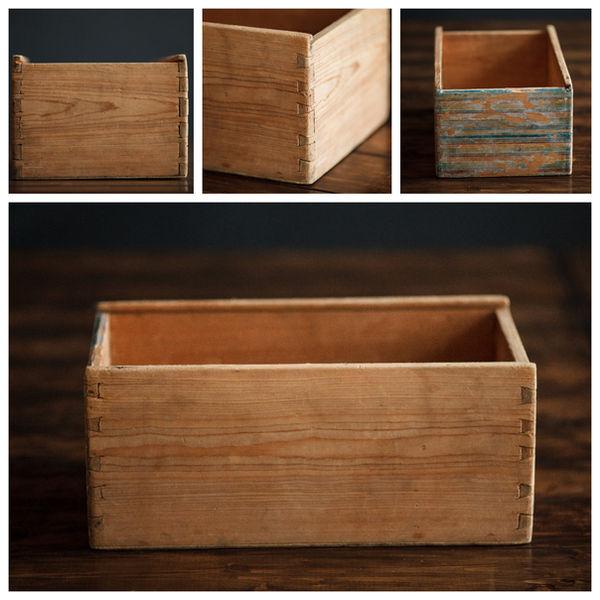 Ящик деревянный для фтосесии ньюборн