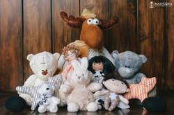 Детские игрушки для фотосессии
