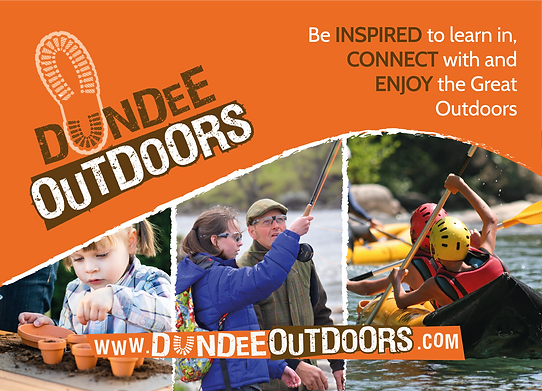 Dundee Outdoors - A6 Postcard - Front-01