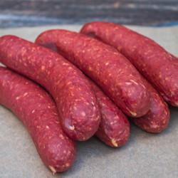 Smoked German Sausage