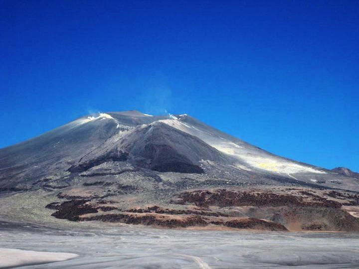 Edificio volcánico