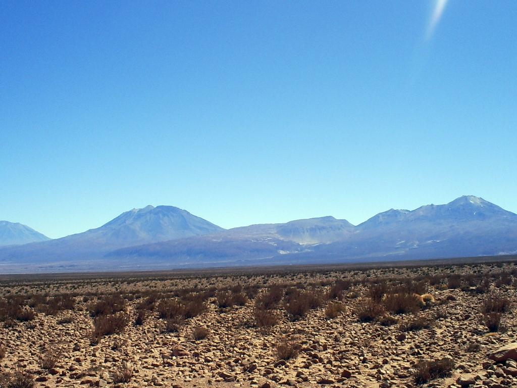 Dacita Chao, Paniri y Cerro del León