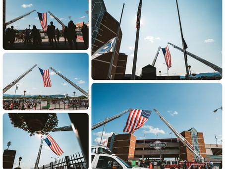 9/11 Stair Climb - Roanoke