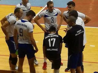 Superliga odbojkaša: Riječani poraženi od kaštelanske Mladosti iako su osvojili prva dva seta