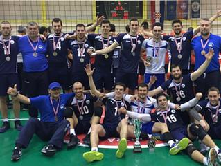 Trofej ostao san: Odbojkaši Rijeke poraženi u finalu Kupa od kaštelanske Mladosti
