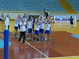 Riječani očekivano svladali Sisak i plasirali se u polufinale gdje ih očekuje Mladost