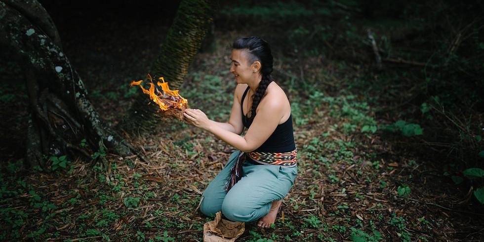 Wild Wednesdays - Primitive Fire Making