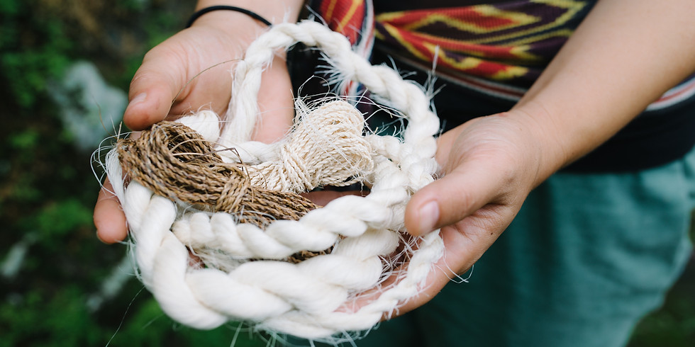 Wild Wednesdays - String, Rope and Jewellery making