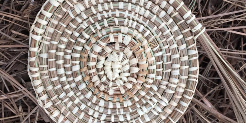 Wild Wednesdays - Basket Weaving