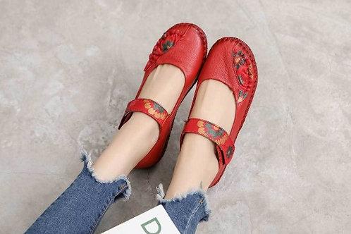 Zara красный