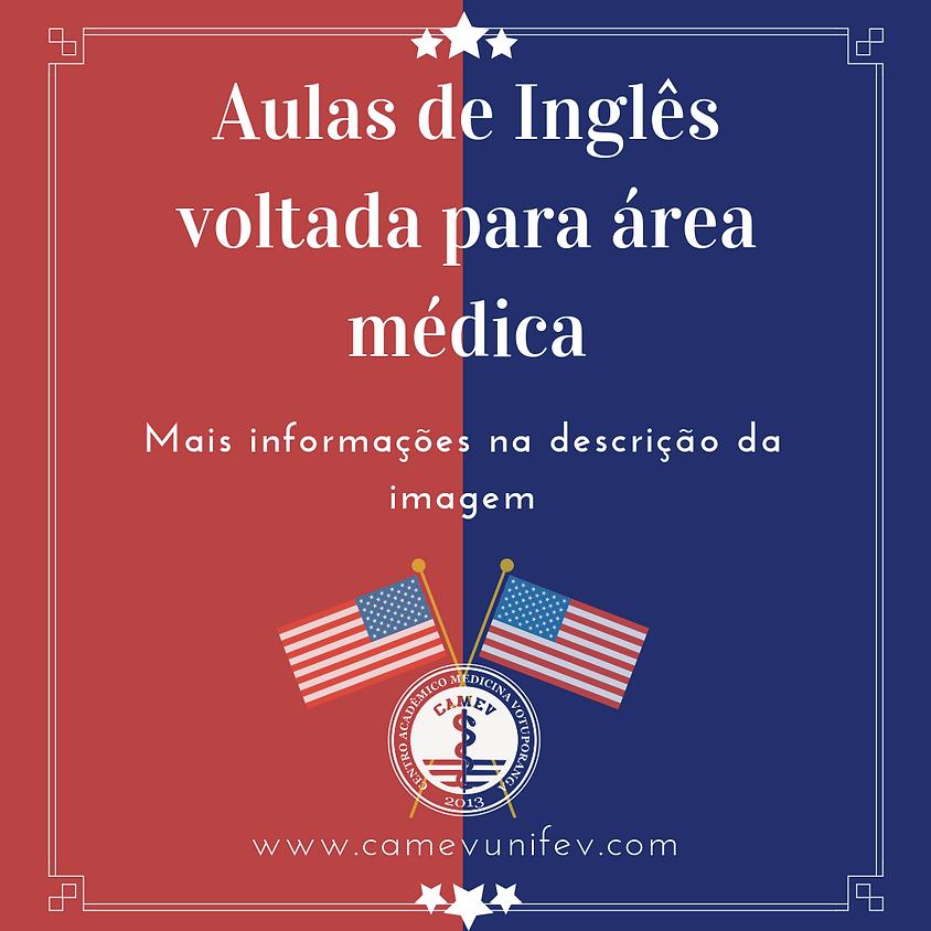 Aulas de inglês para Médicos