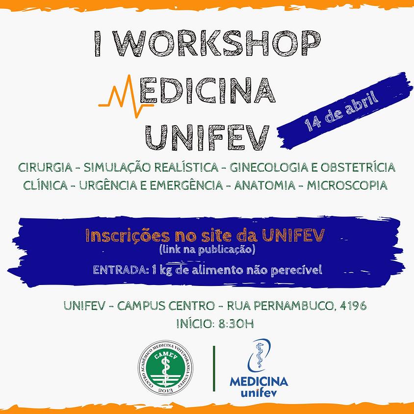Workshop Medicina - Monitores para estações