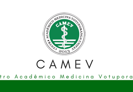 Relatório de Atividades da Diretoria do CAMEV – 09/06/2017