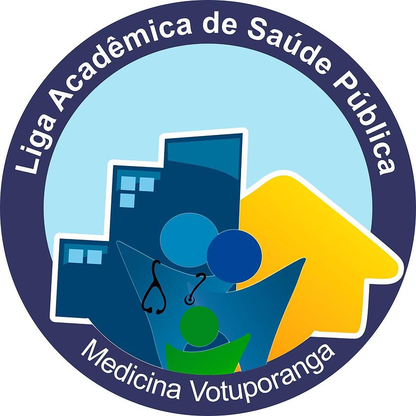 Prova de admissão Liga de Saúde Pública