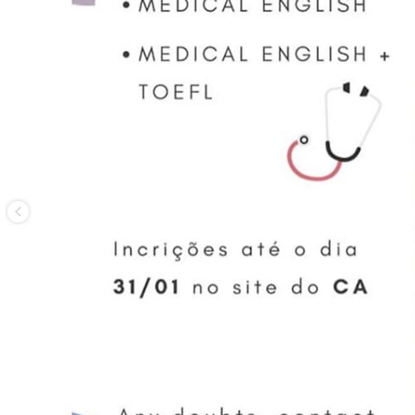 Medical English Class