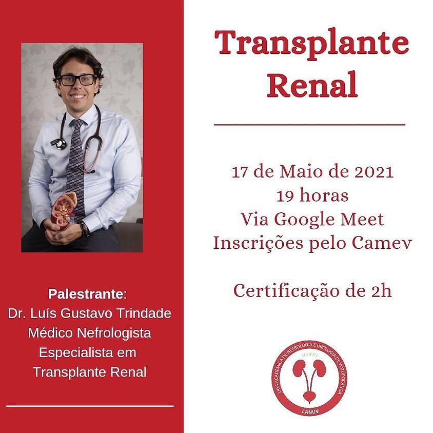 Simpósio de Transplante renal