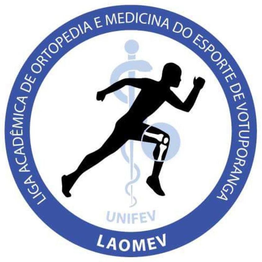 AULA INAUGURAL- LAOMEV (Ortopedia e Medicina do Esporte)