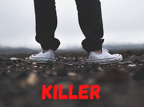 KILLER: Physcological mind bending split personality crime mystery.