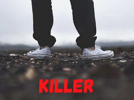 KILLER: Physcological mind bending split personality crime mystery.