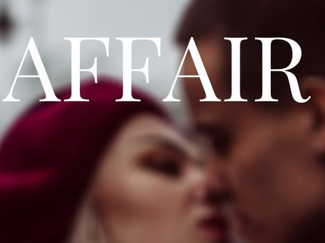 AFFAIR: Emotional unpredictable suspense Crime Drama