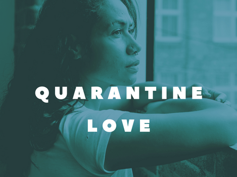 QURANTINE LOVE: RomCom between strangers without meeting.