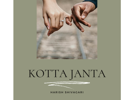KOTTA JANTA: RomCom between married couple.