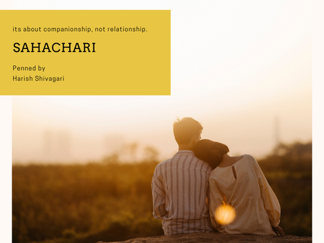 SAHACHARI: Emotional Drama with a beautiful message