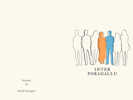 INTER PORAGALLU: Buddy comedy (sitcom)