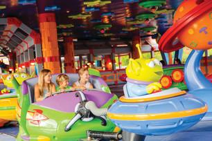 Miami Posh takes on Toy Story Land