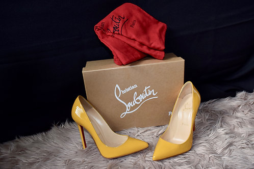 Brand New Christian Louboutins Pigalle
