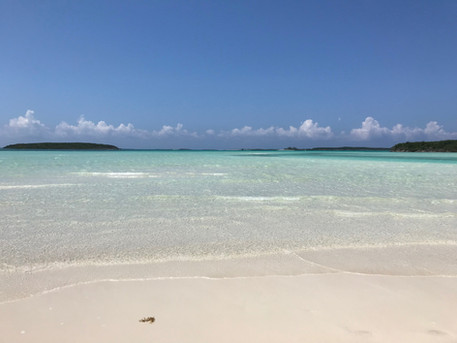 Miami Posh takes on: Exuma, Bahamas