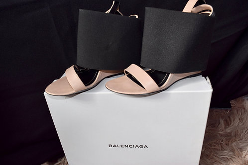 Authentic Balenciaga wedges