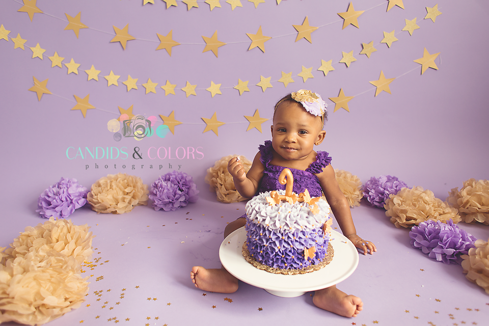 Crofton Cake Smash Photographer