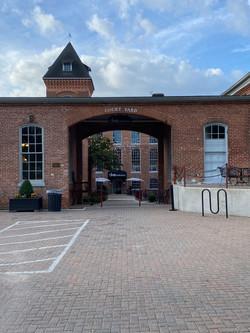 Savage Mill Court Yard