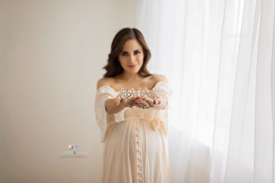Studio Maternity Photography
