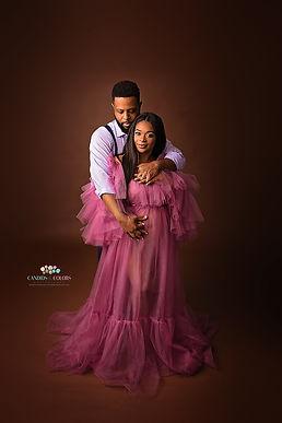 J & L Designs Euphemia Gown Mauve   Best Maternity Photographer
