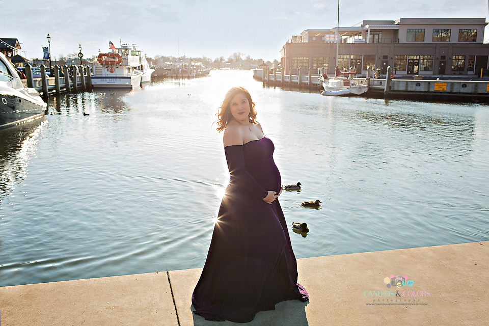 Annapolis Maternity Session