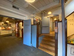 Savage Mill First Floor Ramp