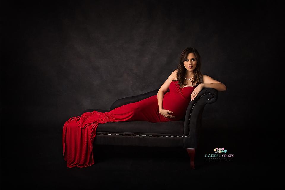 Sew Trendy Jessica Red