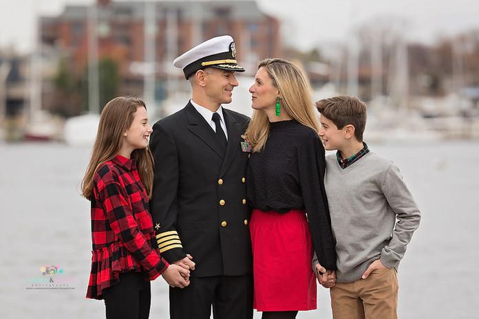 Military Family Photos