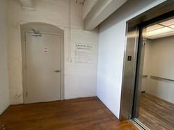 Savage Mill 3rd Floor off Elevator