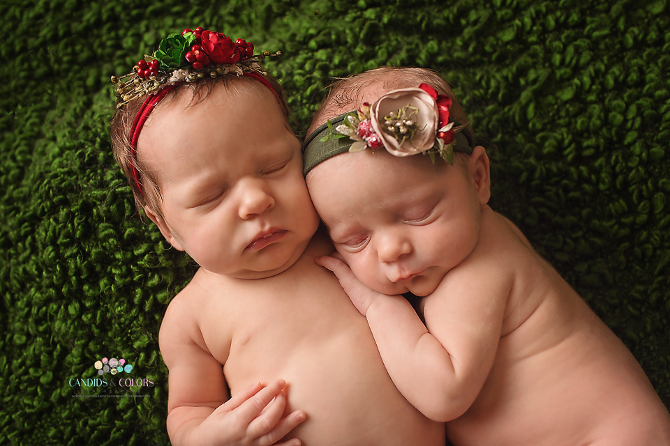 Newborn Multiples Photographer