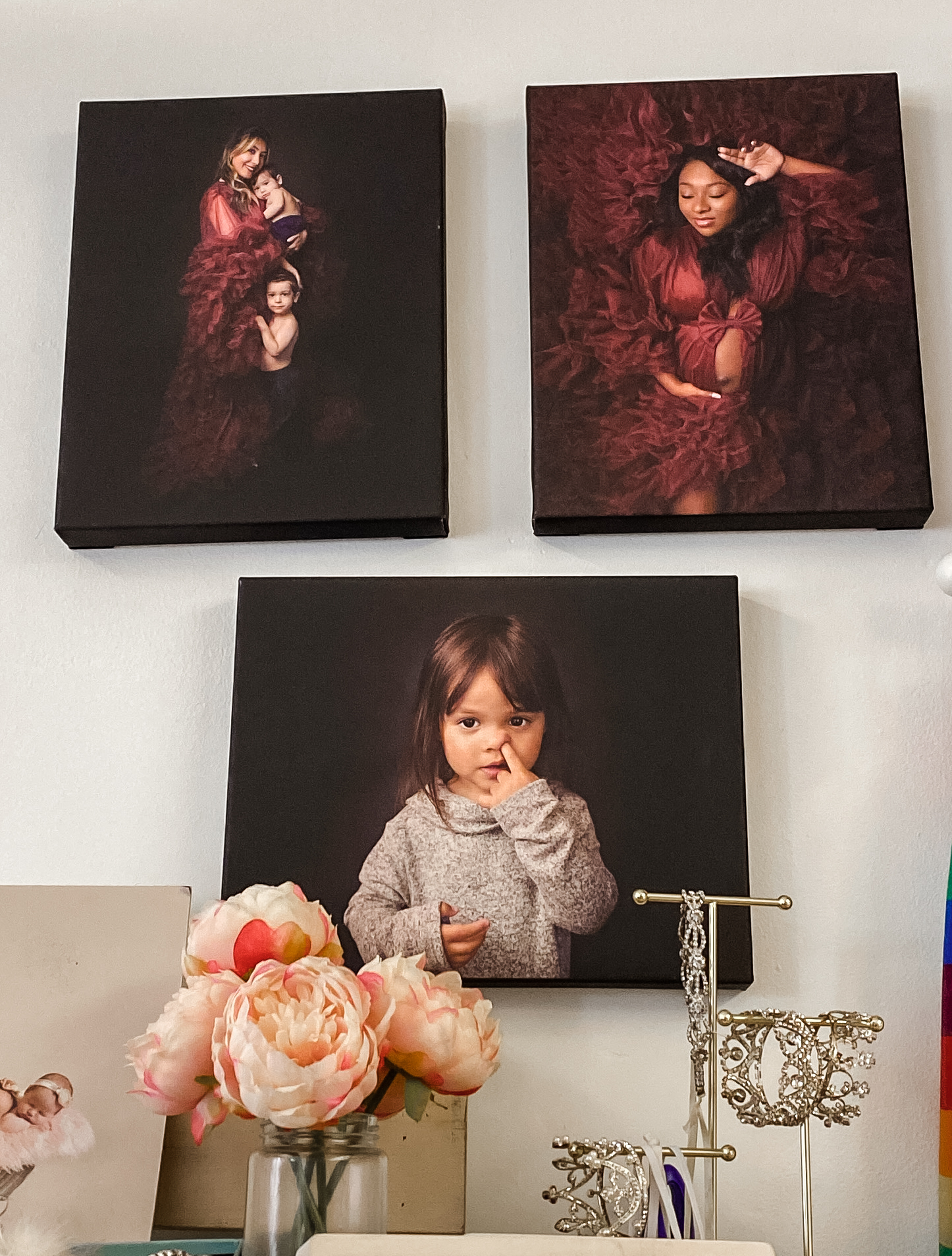 Studio Canvas Prints