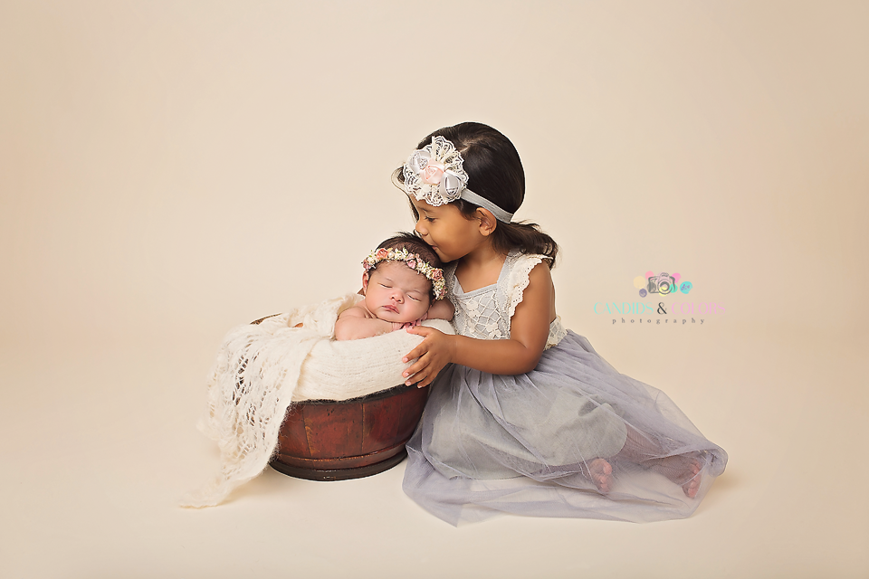 Newborn Studio Session | Odenton MD
