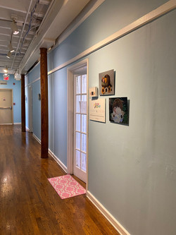 Studio Door Savage Mill Carding Building Suite 308