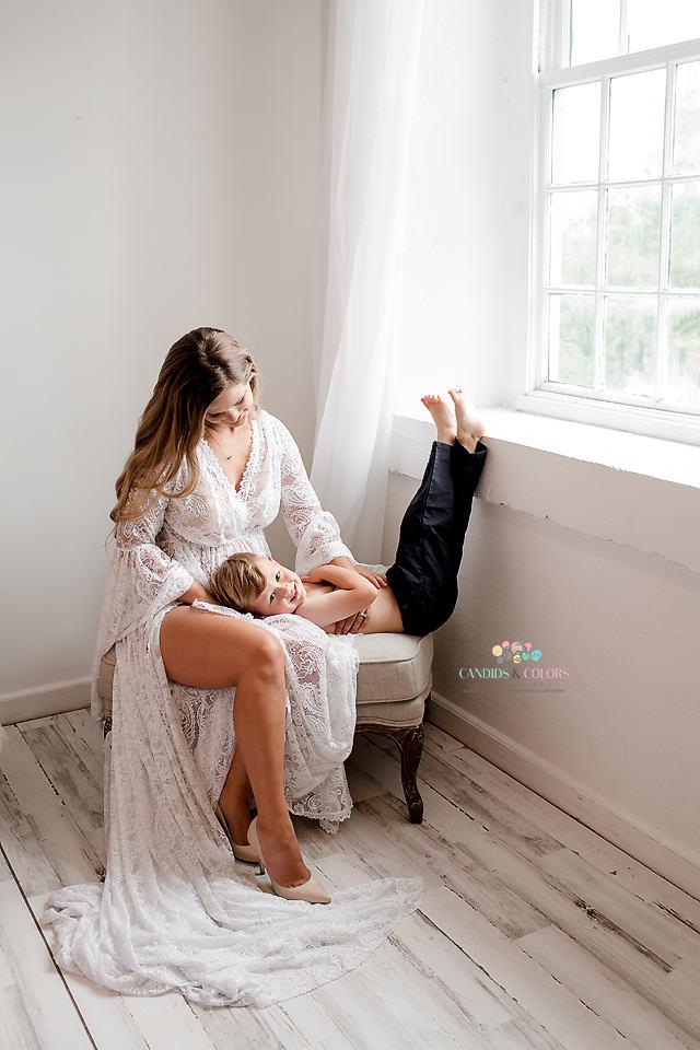 Boho Maternity