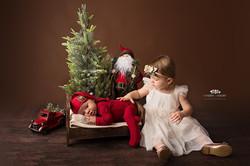Holiday Baby Photos