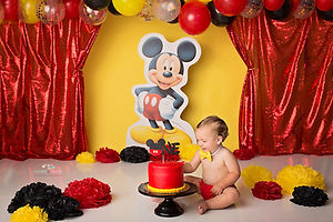 Mickey Mouse Smash