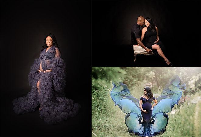 Studio Outdoor Maternity Collage 12-2020