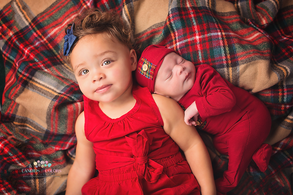 Newborn Studio Photographer